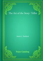 도서 이미지 - The Art of the Story-Teller