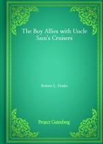 도서 이미지 - The Boy Allies with Uncle Sam's Cruisers
