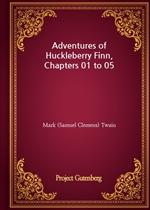 도서 이미지 - Adventures of Huckleberry Finn, Chapters 01 to 05