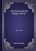 도서 이미지 - The Prince and the Pauper, Part 9.