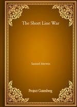 도서 이미지 - The Short Line War