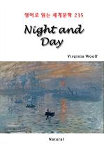 도서 이미지 - Night and Day