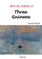도서 이미지 - Three Guineas