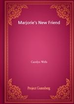 도서 이미지 - Marjorie's New Friend