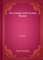 도서 이미지 - The London and Country Brewer