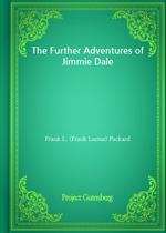 도서 이미지 - The Further Adventures of Jimmie Dale