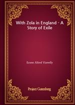 도서 이미지 - With Zola in England - A Story of Exile