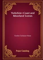 도서 이미지 - Yorkshire-Coast and Moorland Scenes