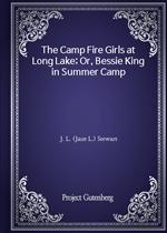 도서 이미지 - The Camp Fire Girls at Long Lake; Or, Bessie King in Summer Camp