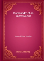 도서 이미지 - Promenades of an Impressionist