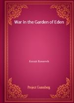 도서 이미지 - War in the Garden of Eden