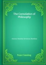 도서 이미지 - The Consolation of Philosophy