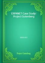 도서 이미지 - ERPANET Case Study: Project Gutenberg
