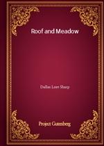 도서 이미지 - Roof and Meadow