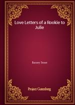 도서 이미지 - Love Letters of a Rookie to Julie
