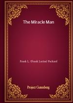 도서 이미지 - The Miracle Man