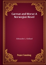 도서 이미지 - Garman and Worse: A Norwegian Novel