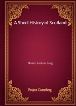 도서 이미지 - A Short History of Scotland