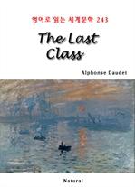 도서 이미지 - The Last Class