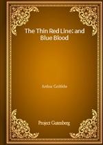 도서 이미지 - The Thin Red Line; and Blue Blood