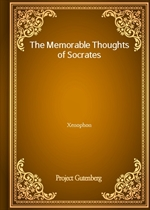 도서 이미지 - The Memorable Thoughts of Socrates
