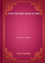 도서 이미지 - From the Ball-Room to Hell
