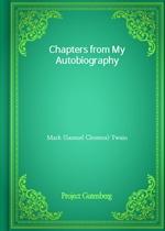 도서 이미지 - Chapters from My Autobiography