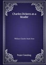 도서 이미지 - Charles Dickens as a Reader