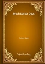 도서 이미지 - Much Darker Days
