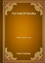 도서 이미지 - The Gold Of Fairnilee