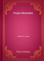 도서 이미지 - Project Mastodon