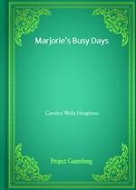 도서 이미지 - Marjorie's Busy Days