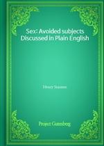 도서 이미지 - Sex: Avoided subjects Discussed in Plain English