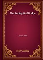 도서 이미지 - The Rubáiyát of Bridge