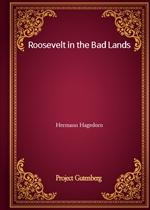 도서 이미지 - Roosevelt in the Bad Lands