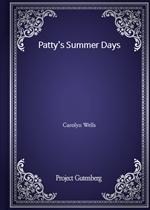 도서 이미지 - Patty's Summer Days