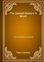 도서 이미지 - The Opened Shutters: A Novel