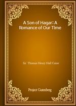 도서 이미지 - A Son of Hagar: A Romance of Our Time