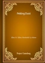 도서 이미지 - Peking Dust