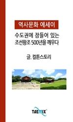 도서 이미지 - [오디오북] 수도권에 잠들어 있는 조선왕조 500년을 깨우다