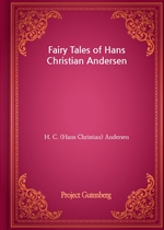 도서 이미지 - Fairy Tales of Hans Christian Andersen
