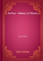 도서 이미지 - Pyrrhus - Makers of History