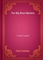 도서 이미지 - The Big Bow Mystery