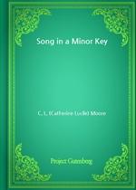 도서 이미지 - Song in a Minor Key