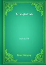도서 이미지 - A Tangled Tale