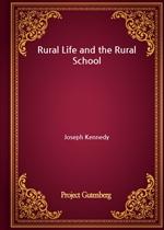 도서 이미지 - Rural Life and the Rural School