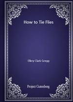 도서 이미지 - How to Tie Flies