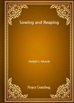 도서 이미지 - Sowing and Reaping
