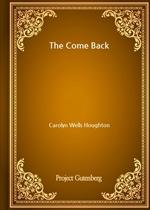 도서 이미지 - The Come Back