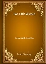 도서 이미지 - Two Little Women